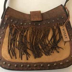 Handbags - Scully Genuine Leather Purse